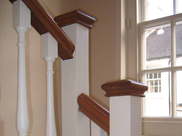 staircase french polisher London
